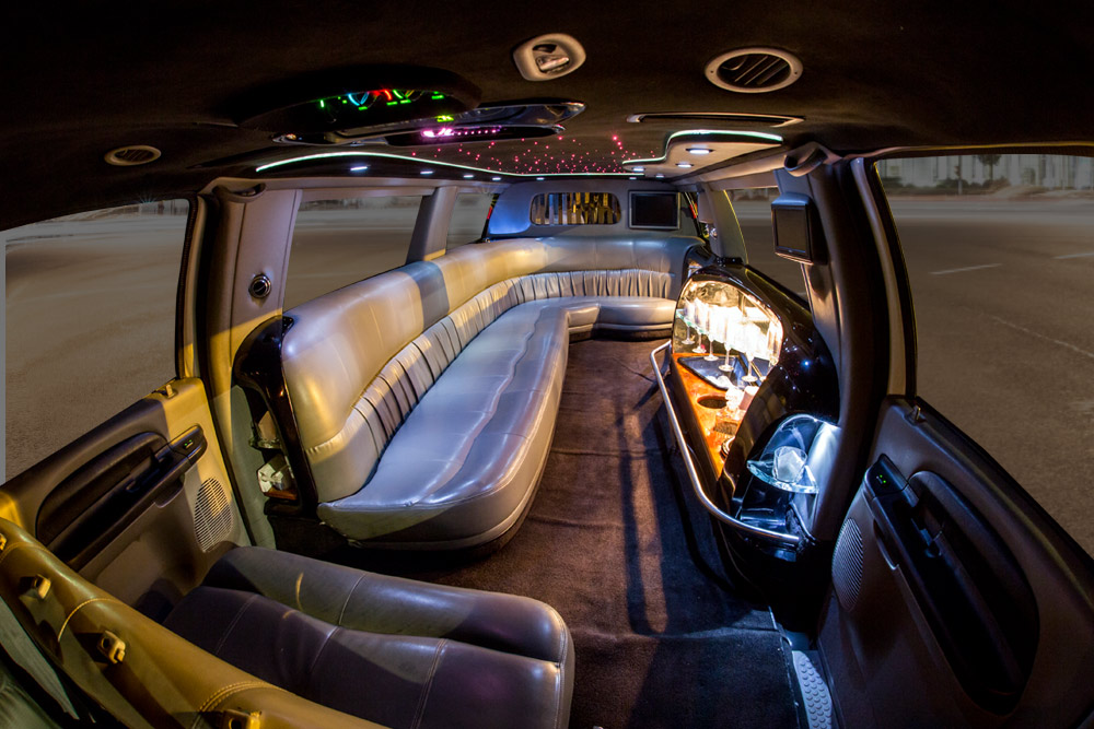 Portland Ford Excursion Limo from JMI Limousine