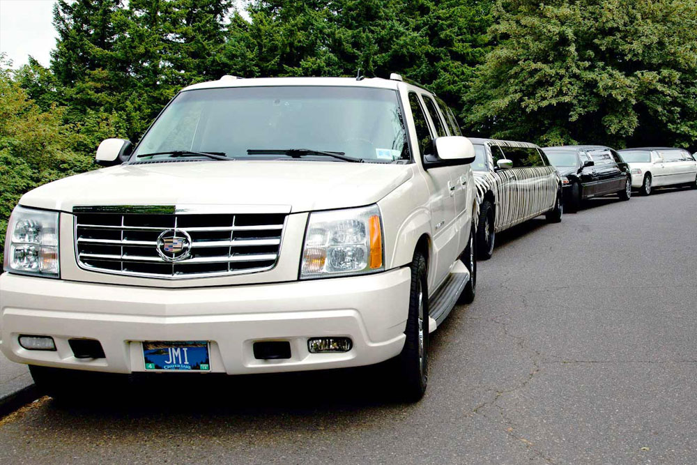 Limo Service Prices and Rates