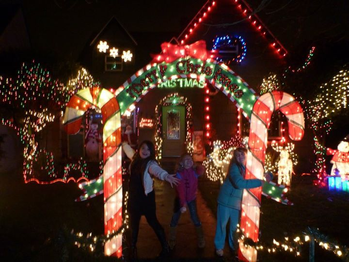 Portland Christmas Light Tours